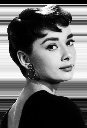 Pixie Cut Audrey Hepburn Trendy pixie cut. audrey