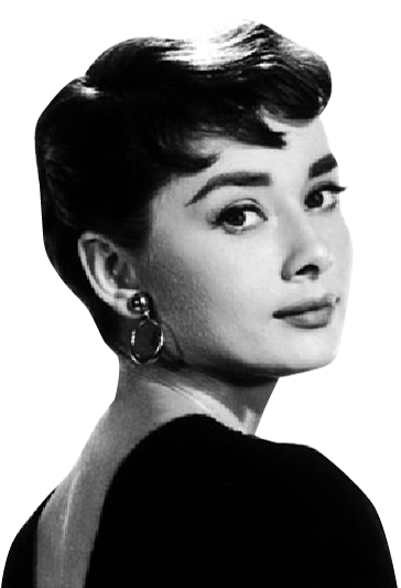 Pixie Cut Audrey Hepburn Legendary audrey style was
